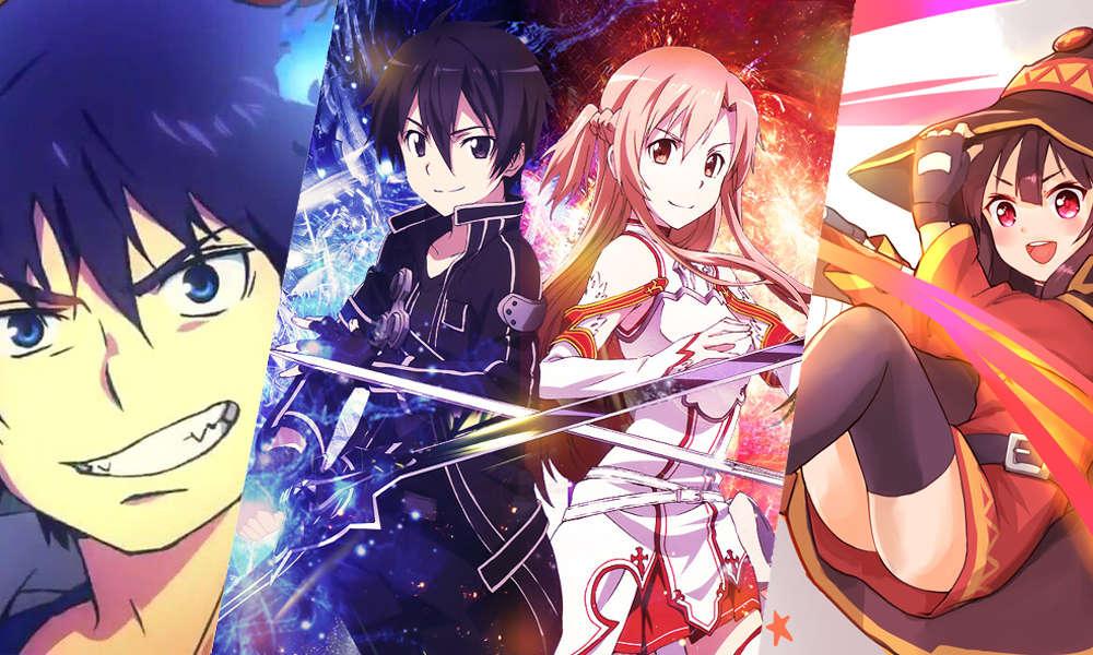 NOSTALGIA 6 Anime Terbaik 2017 Yang Wajib Kamu Tonton