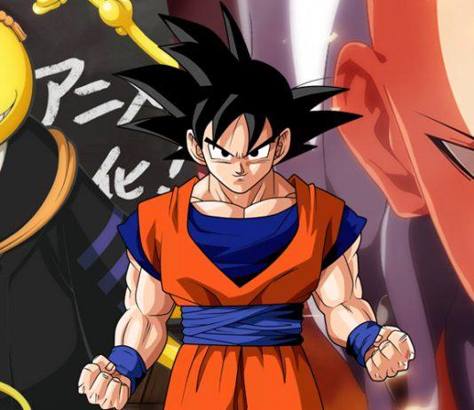 Karakter Anime Tercepat