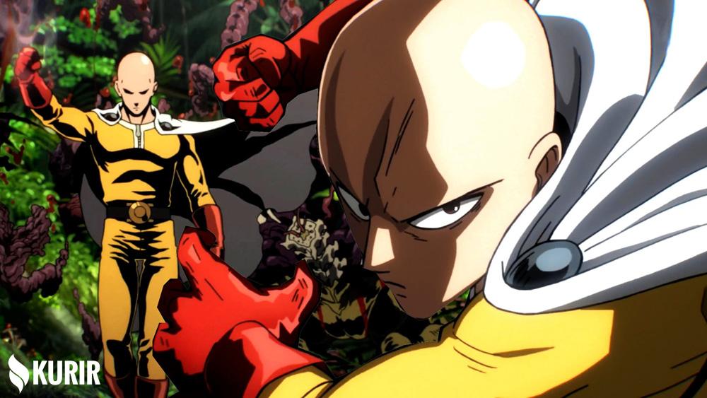 Karakter Anime Tercepat Saitama