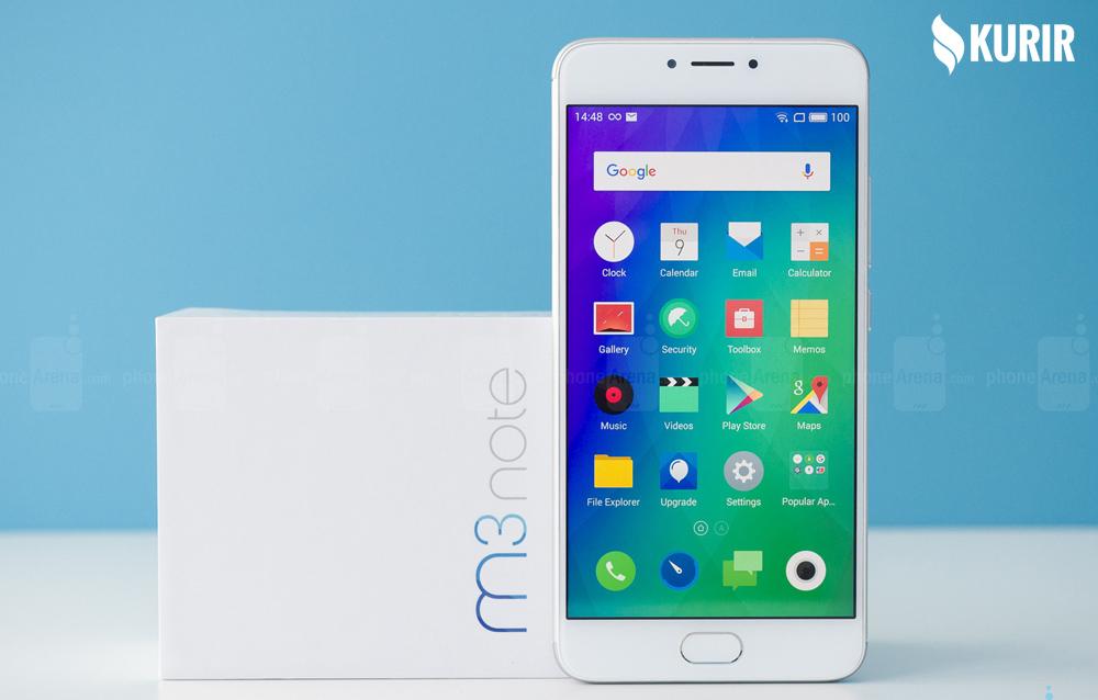 Smartphone RAM 3GB Harga 1 Jutaan Meizu M3