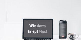 Cara Mengatasi Windows Script Host