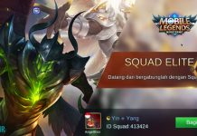 Open Squad Mobile Legends Yin Yang