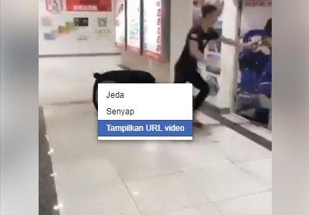 Tampilkan URL Video