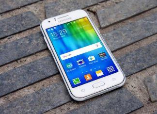Cara Screenshot Samsung Galaxy J1 dan J1 Ace