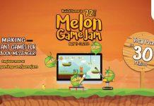Melon Game Jam Bagi Hadiah 30 Juta