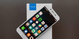 Cara Screenshot Vivo V5 Plus Lite V5s