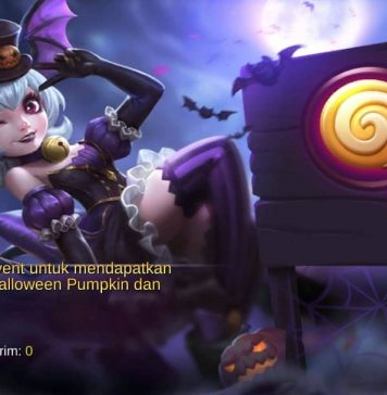 Spesial Halloween 2018 Mobile Legends Bagi-Bagi Skin dan Border Gratis