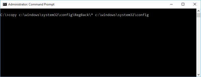 Memperbaiki Registry yang Rusak