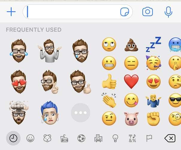 Menggunakan Emoji di Whatsapp