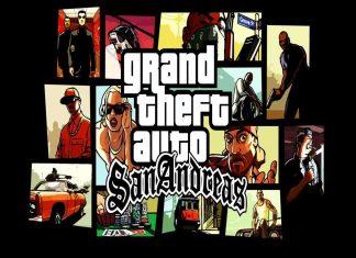 Password GTA San Andreas PS2