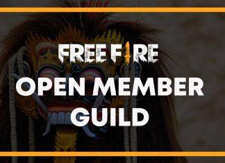 Open Member Guild FF