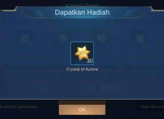 Crystal of Aurora
