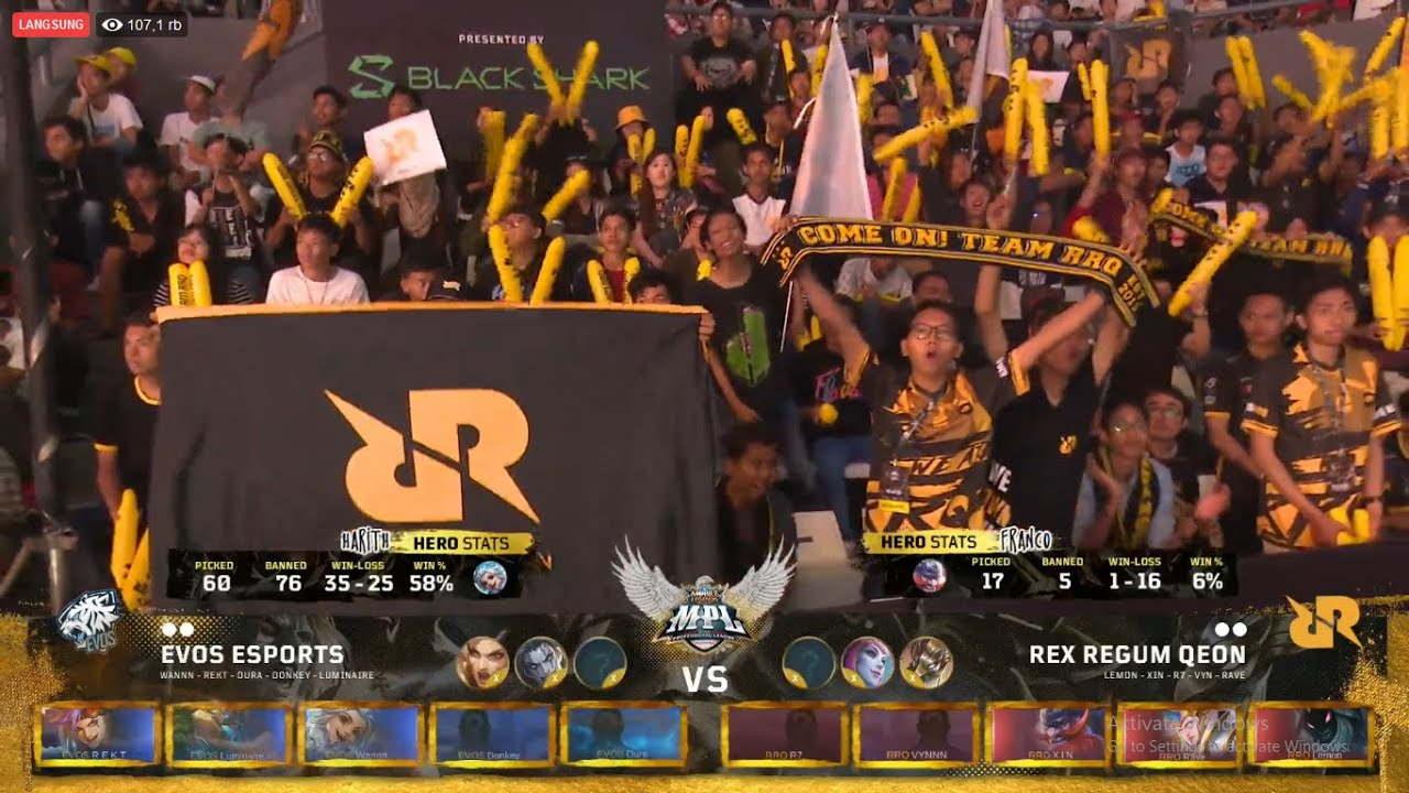 Fans RRQ