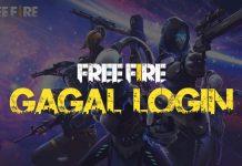 Free Fire Tidak Bisa Login Masuk