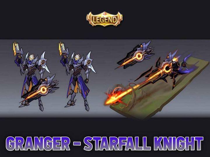Skin Legends Granger