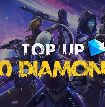 Top Up 70 Diamond Termurah via Pulsa
