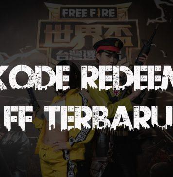Kode Redeem FF 9 Maret 2021