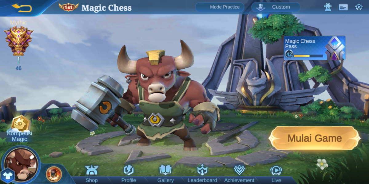 Magic Chess Mythic