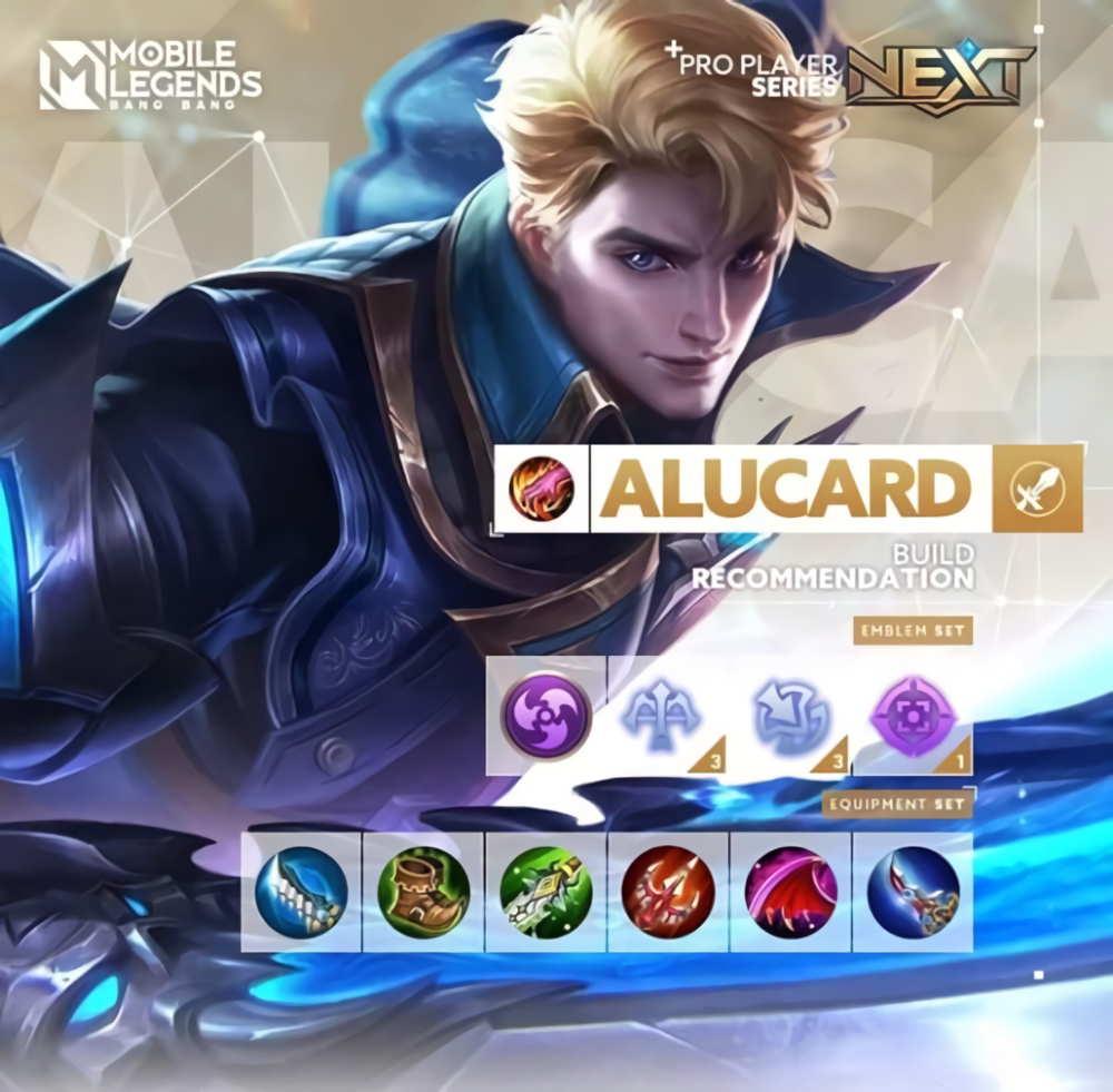 Build Alucard Tersakit 2021