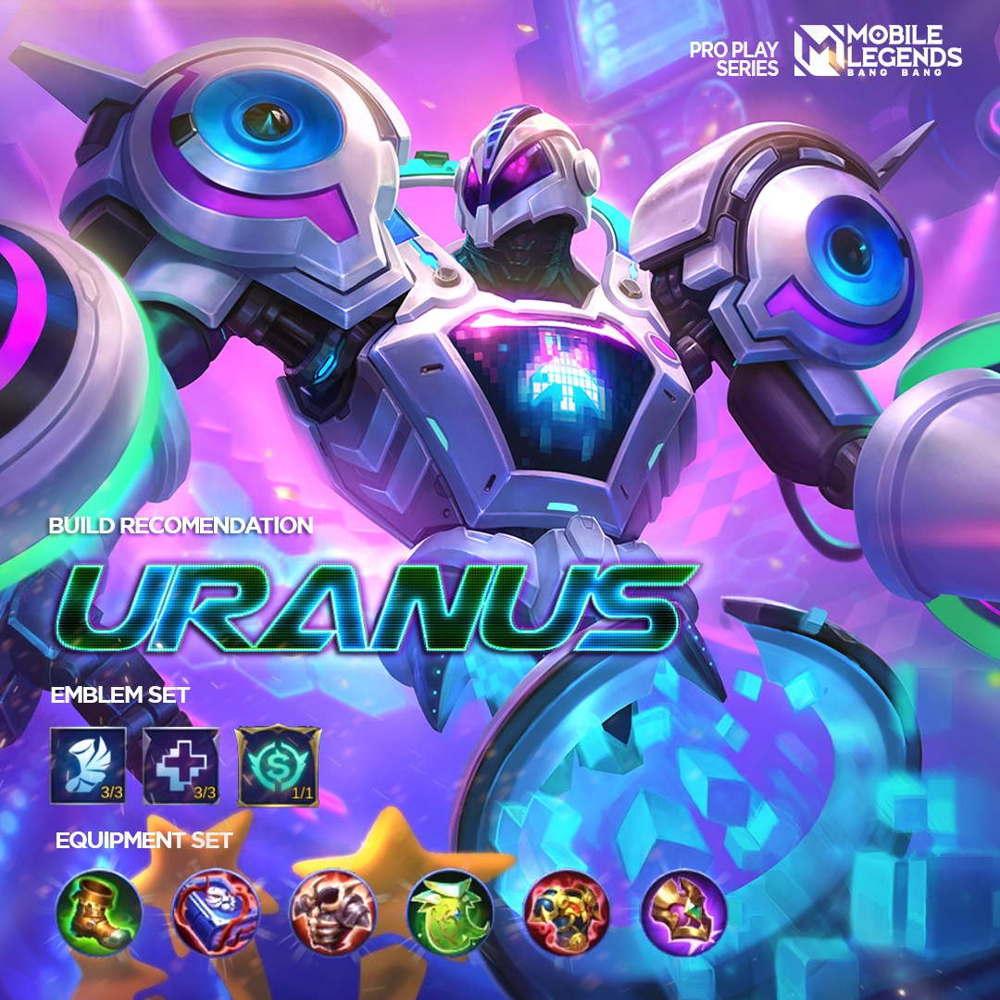 Build Uranus Tersakit 2021