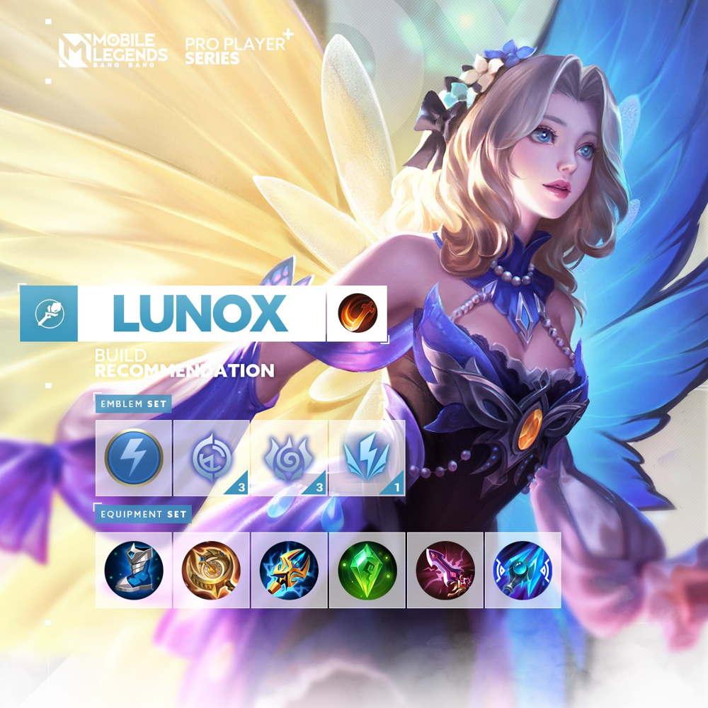 Build Lunox Tersakit 2021