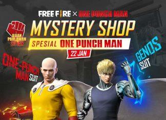 Mystery Shop FF Tanggal Berapa