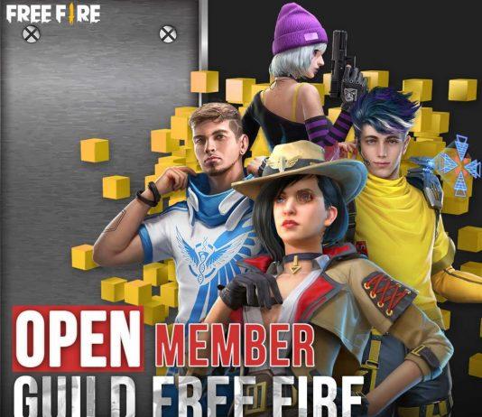 Open Member Guild FF 2021