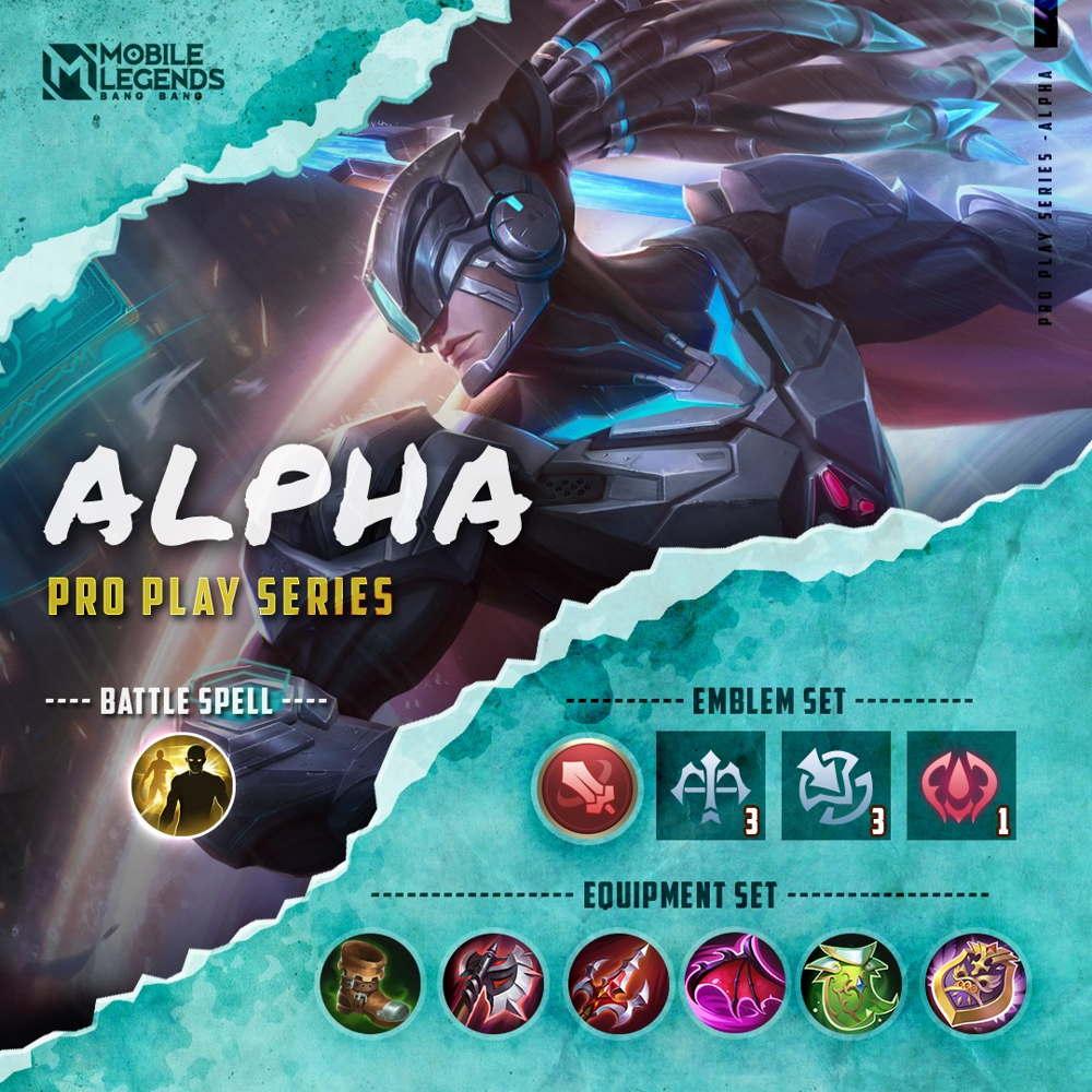 Build Alpha Tersakit 2021