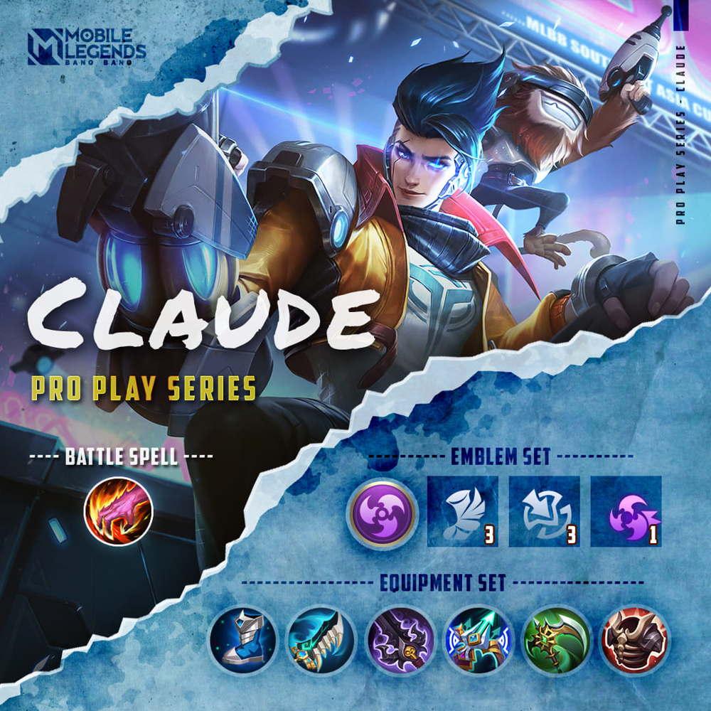 Build Claude Sick in 2021