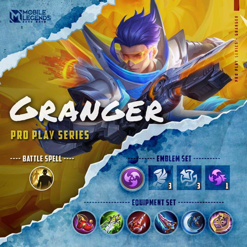 Build Granger Tersakit 2021