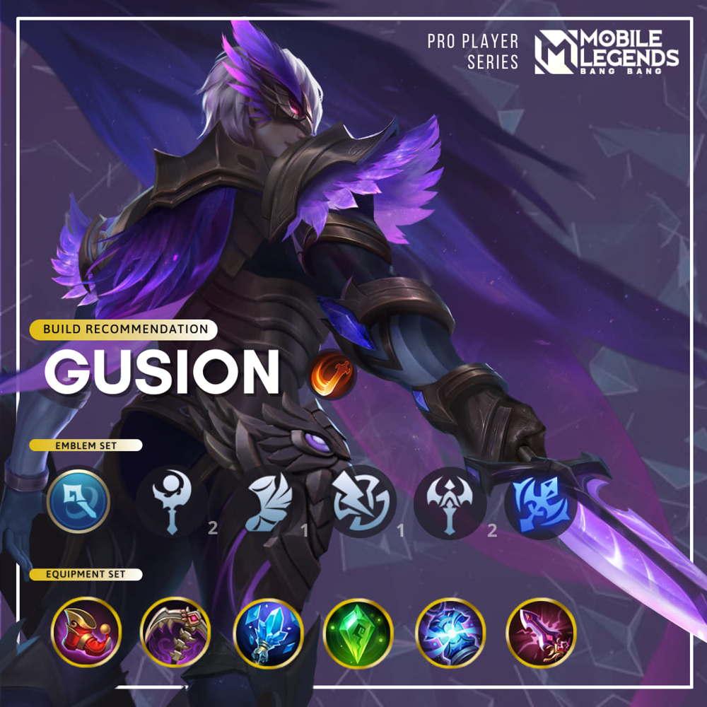 Build Gusion Tersakit 2021