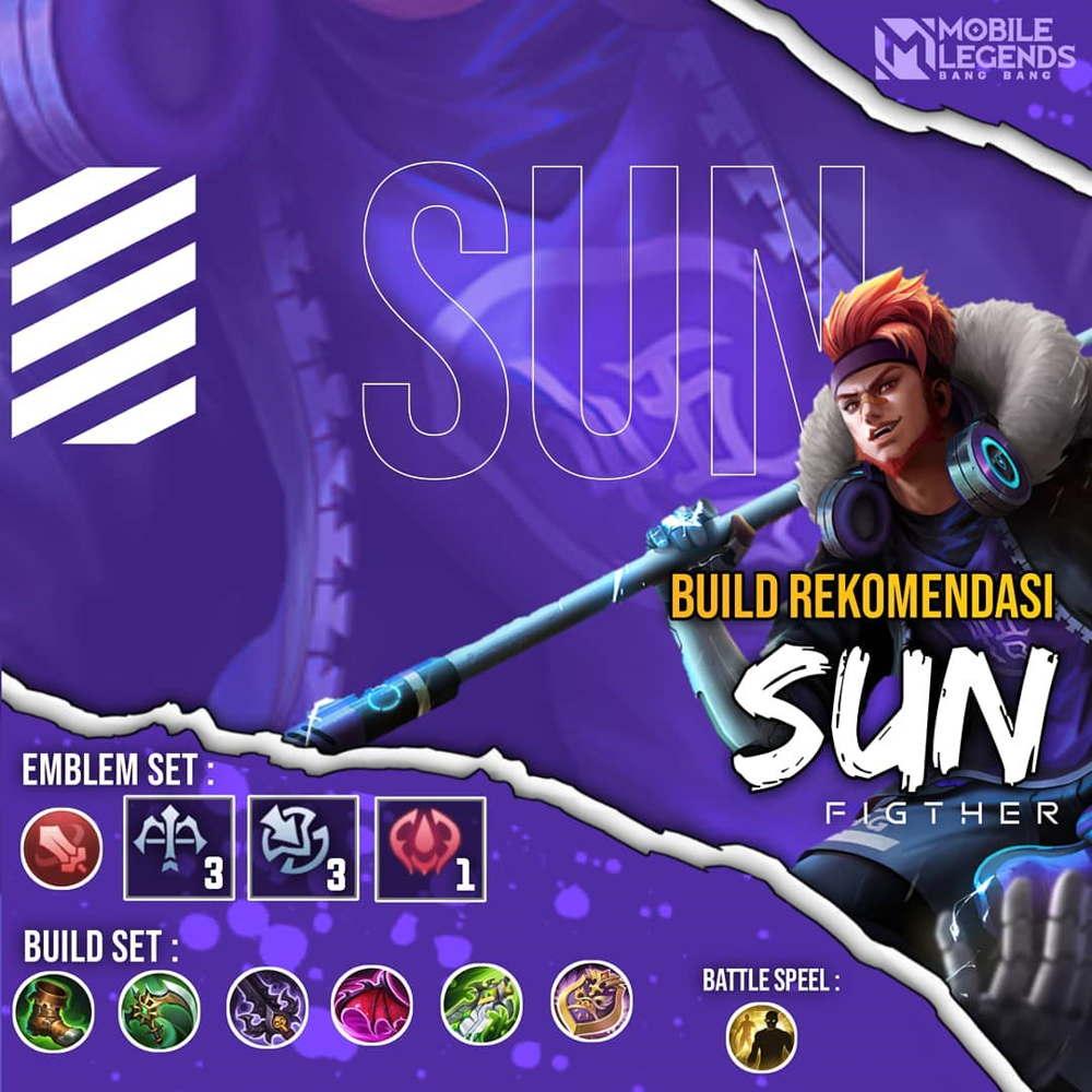 Build Sun Sick 2021
