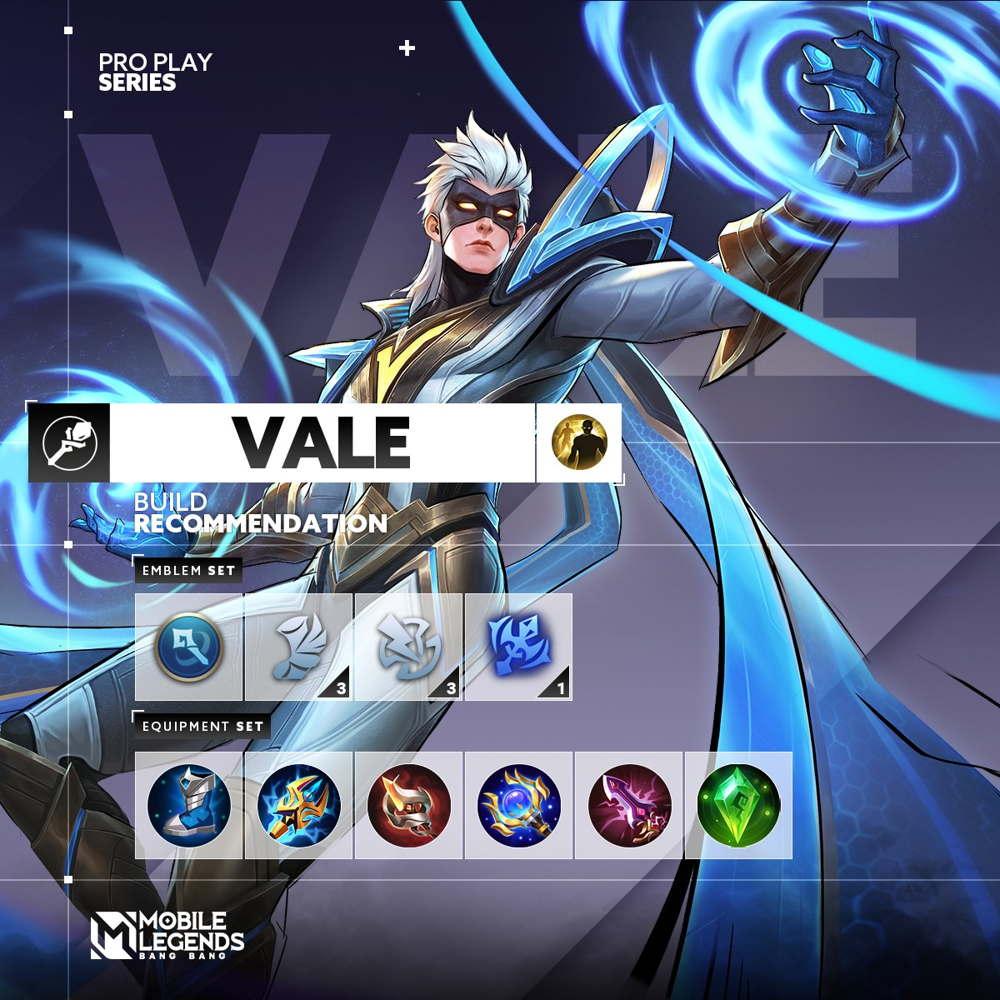 Build Vale Tersakit 2021