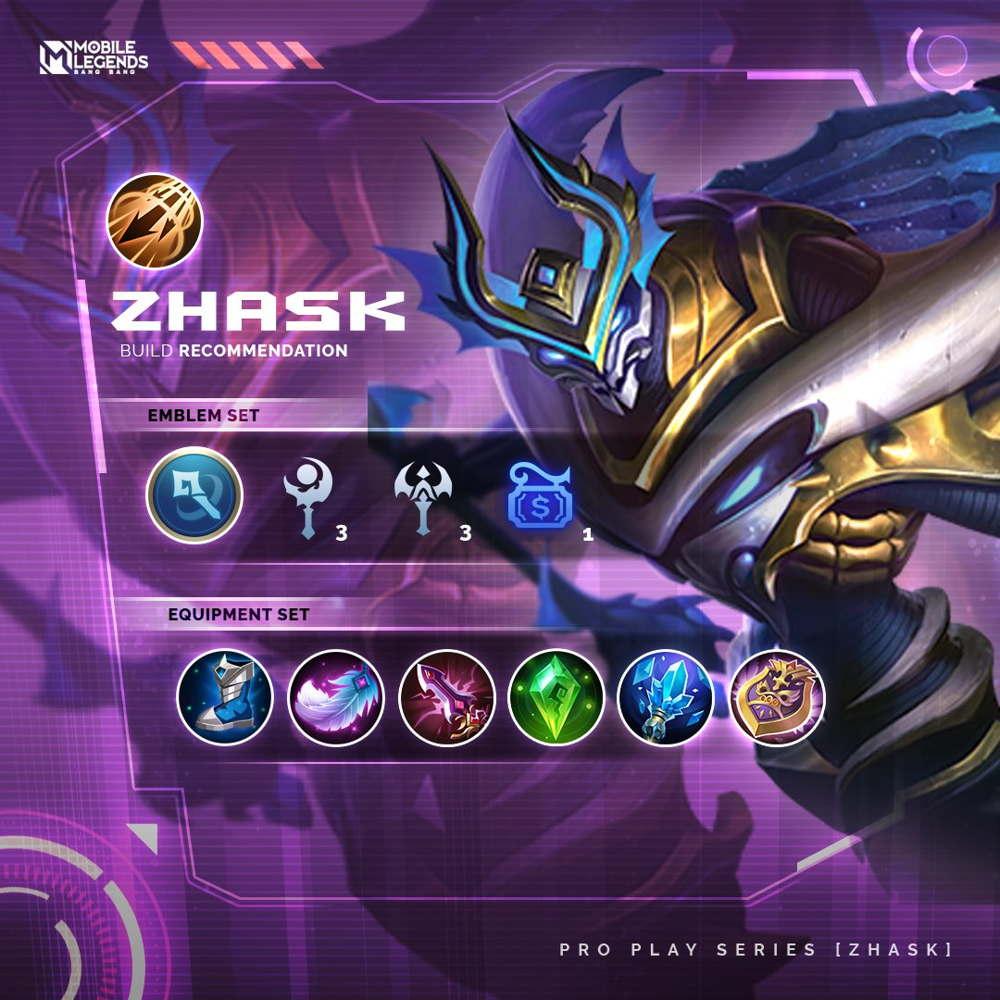 Build Zhask Tersakit 2021