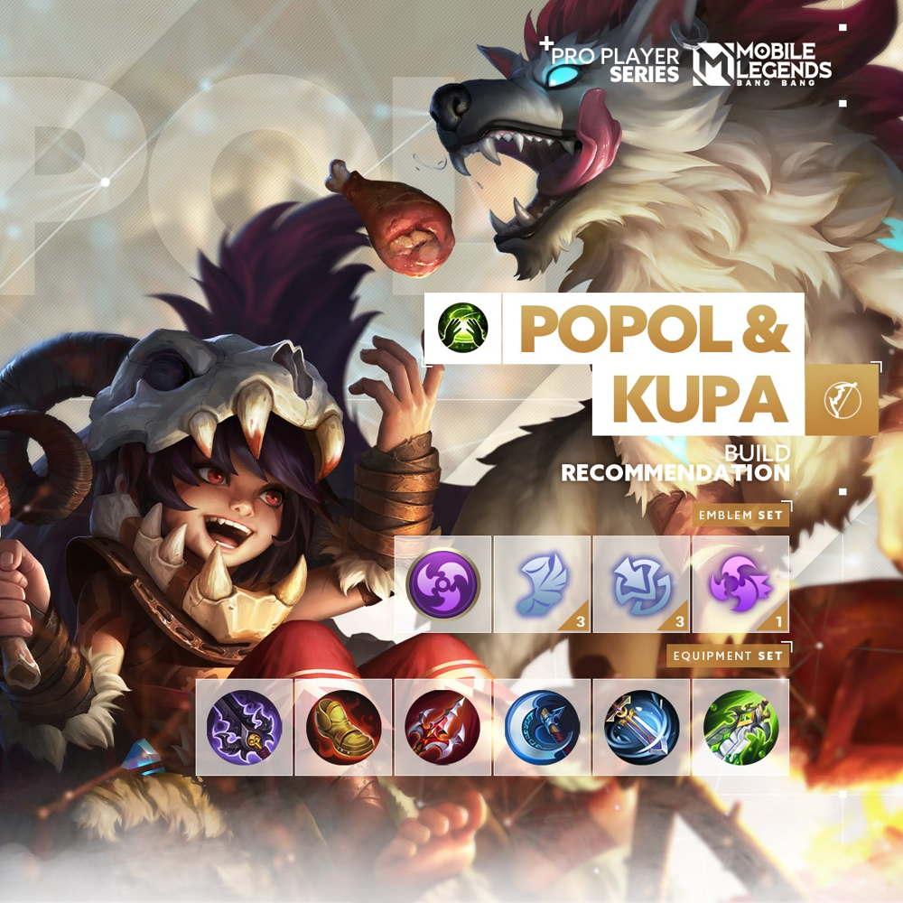 Build Popol Kupa Sick in 2021