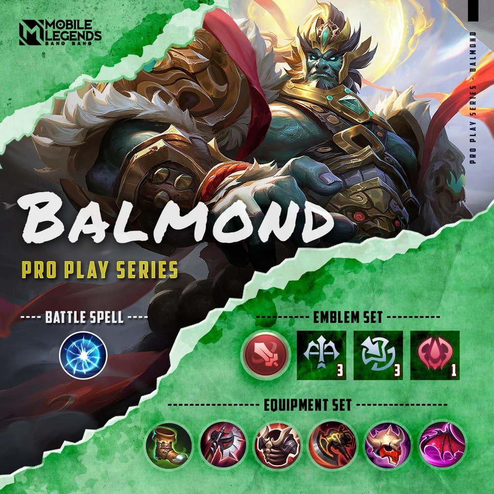 Build Balmond Sick in 2021