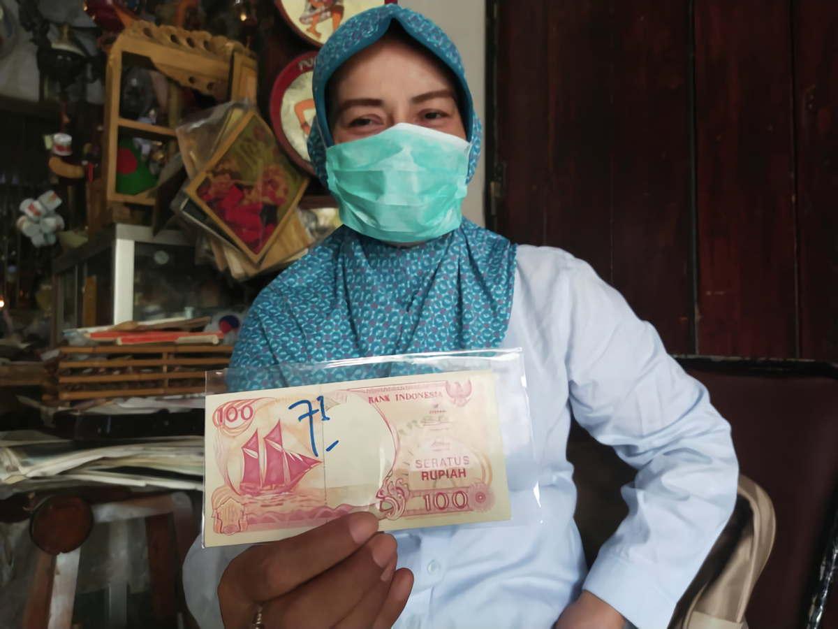 Uang 100 Rupiah 1992 Seharga Mobil Alphard
