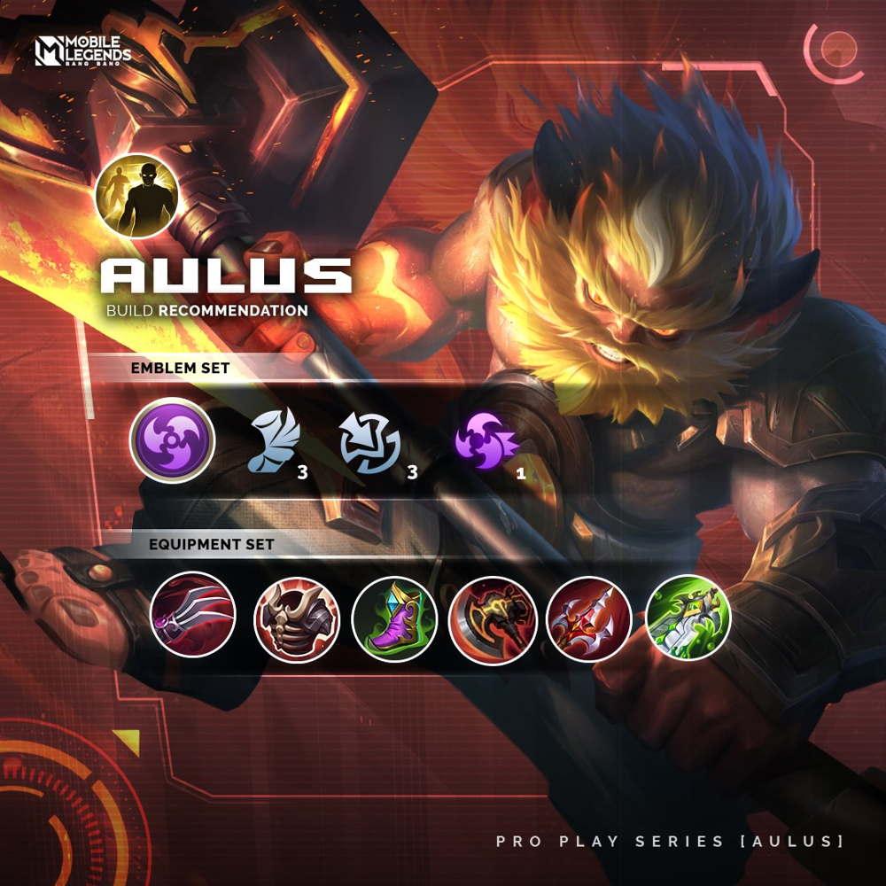 Build Aulus Sick in 2021